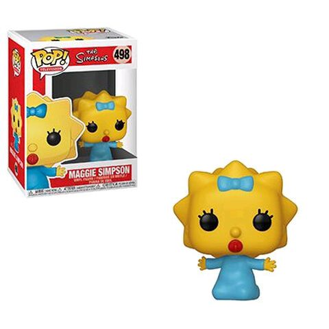 Figurine Funko Pop! N°498 - Simpsons - Maggie
