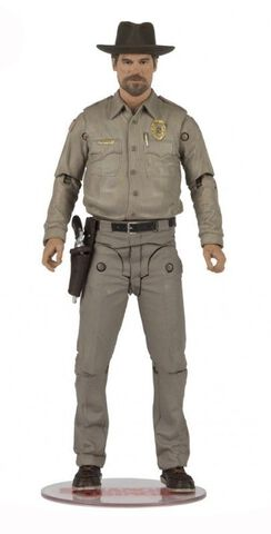 Figurine Mcfarlane Toys - Stranger Things - Chief Hopper 18 cm