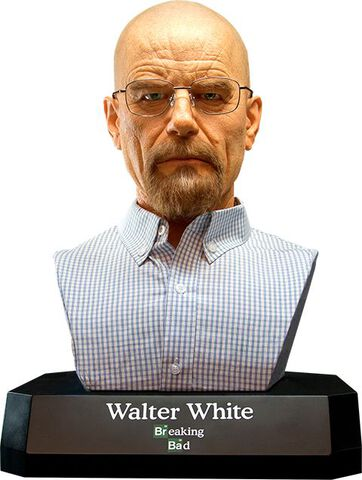 Buste - Breaking Bad - 1/1 Walter White 54 cm