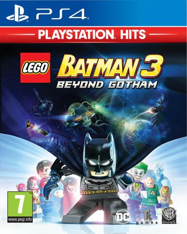 Lego Batman 3 Au-dela De Gotham Playstation Hits