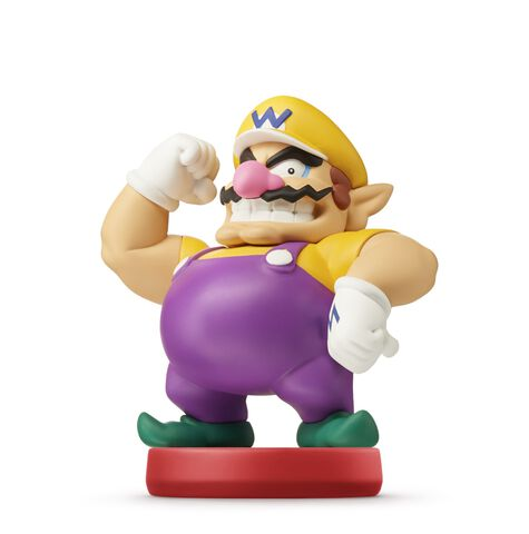 Figurine Amiibo - Super Mario - Wario