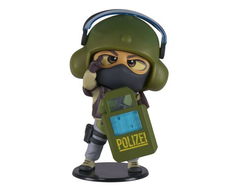 Figurine Six Collection - Rainbow 6 - Chibi Blitz