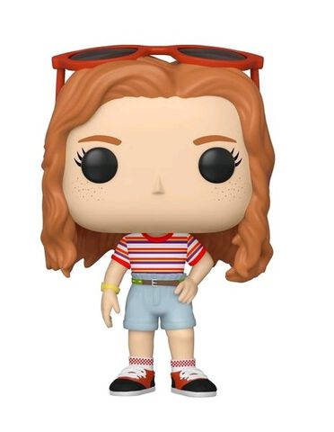 Figurine Funko Pop! N°806 - Stranger Things - S3 Max