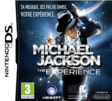 Michael Jackson, The Experience