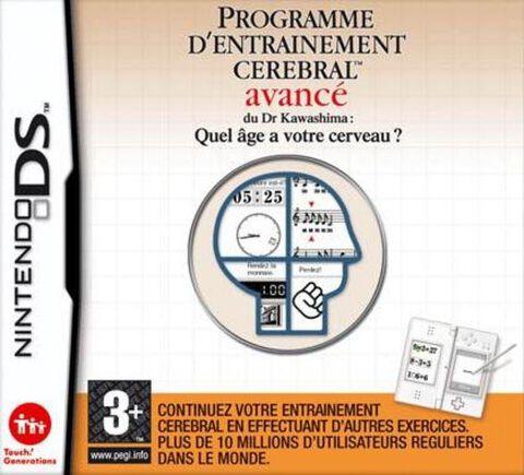 Programme D'entrainement Cerebral Avance Du Dr. Kawashima