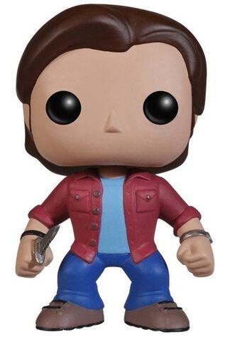 Figurine Funko Pop! N°93 - Supernatural - Sam Winchester