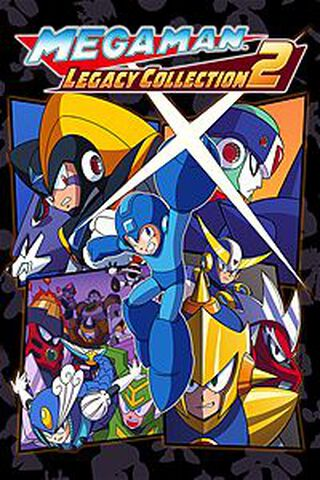 Megaman Legacy Collection 2 - Jeu complet - Version digitale