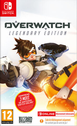 Overwatch Edition Legendary
