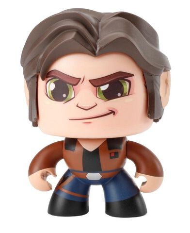 Figurine - Star Wars - Mighty Muggs Han Solo