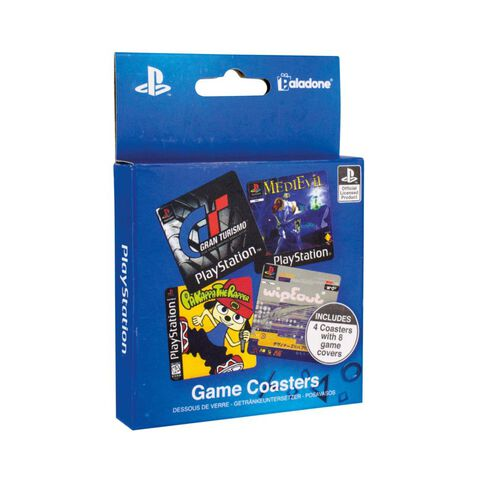 Stickers - PlayStation - Assortiment