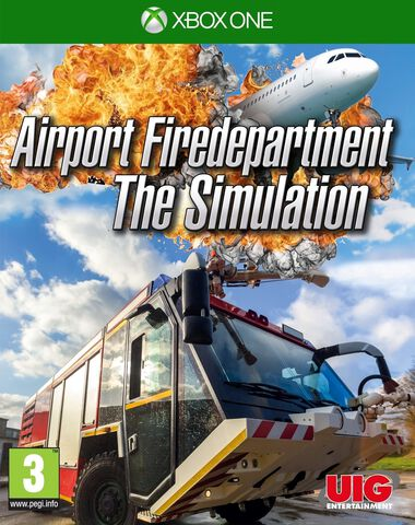 * Firefighters Airport The Simulation