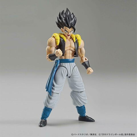 Figurine Figure-rise - Dragon Ball Super - Gogeta Super Saiyan God