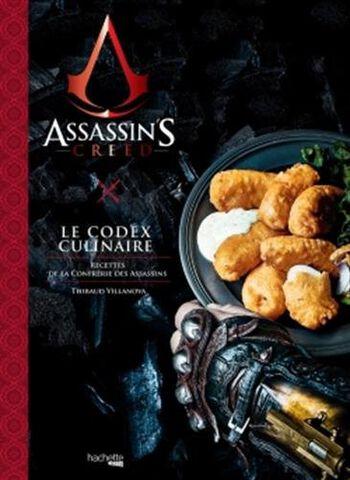 Livre - Assassin's Creed - Codex Culinaire