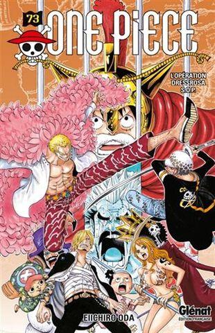 Manga - One Piece - Edition Originale Tome 73