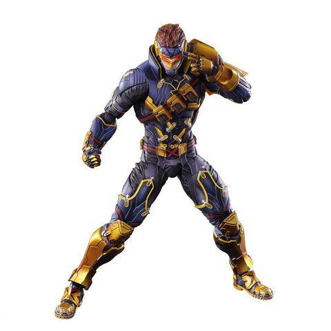 Figurine - Marvel - Variant Play Arts Kai Cyclope