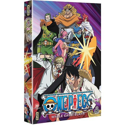 One Piece Whole Cake Island Vol.2