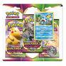 Booster - Pokémon - Pack 3 Boosters - Épée et Bouclier 4