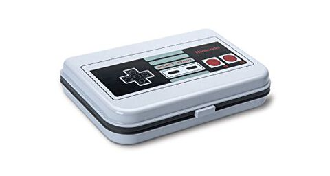 Boîte de rangement pour toutes DS - Design NES