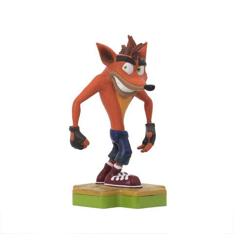 Figurine Totaku N°03 - Crash Bandicoot - Crash - Exclusivité Micromania-Zing