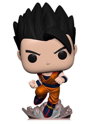 Figurine Funko Pop! N°813 - Dragon Ball Super - Gohan Metallic