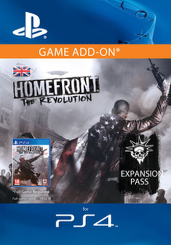 Homefront The Revolution (expansion Pass)- Season Pass - Version digitale