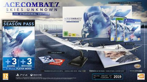 Ace Combat 7 Skies Unknown Collector