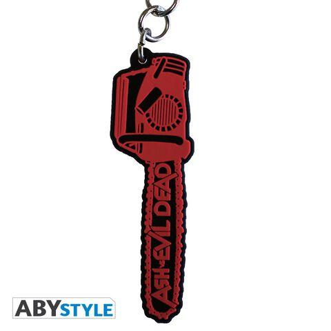 Porte-clés - Ash Vs Evil Dead - Tronçonneuse PVC