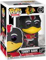 Figurine Funko Pop! N°02 - Blackhawks - Tommy Hawk