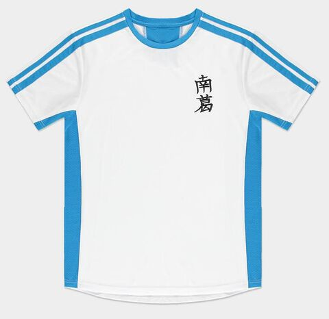 T-shirt - Olive et Tom - Captain Tsubasa Maillot Foot - Taille L (exclusivité Micromania-Zing)