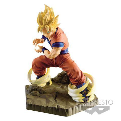 Figurine - Dragon Ball Z - Absolute Perfection Sangoku