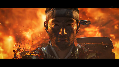 Ghost Of Tsushima - Versions PS5 et