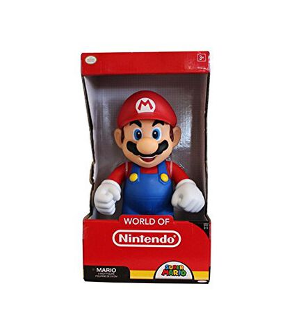 Figurine Nintendo Mario 23 cm - Version XL