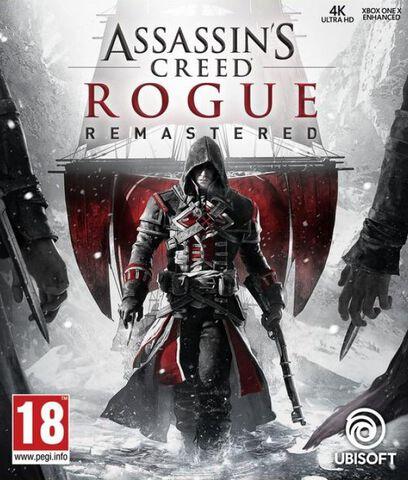 Assassin's Creed Rogue Hd - Dlc -jeu Complet