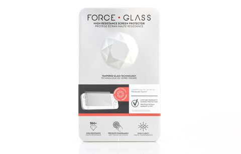Ecran de Protection Force Glass (verre Trempé)