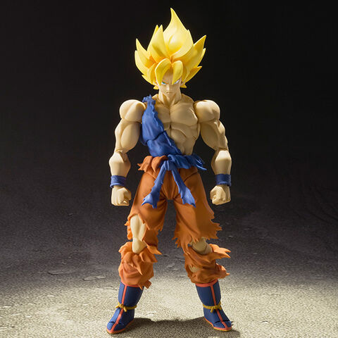 Figurine Figuarts - Dragon Ball Z - Goku Super Saiyan Awakening