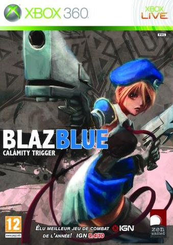 Blazblue, Calamity Trigger