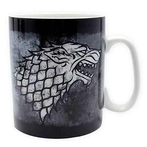 Mug - Game Of Thrones - Stark 460 Ml