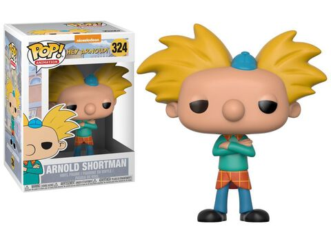 Figurine Funko Pop! N°324 - 90's Nickelodeon - Arnold