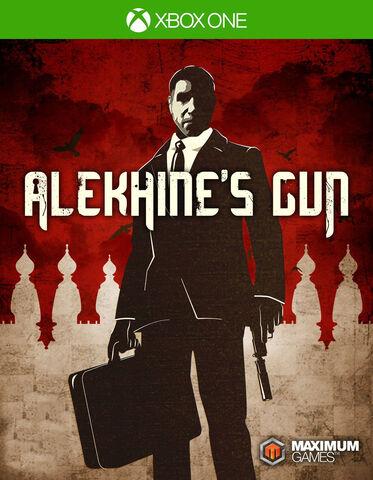 * Alekhine's Gun