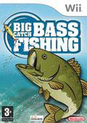 Big Catch Bass Fishing