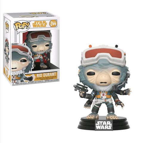 Figurine Funko Pop! N°244 - Star Wars Solo - Série 1 Rio Durant