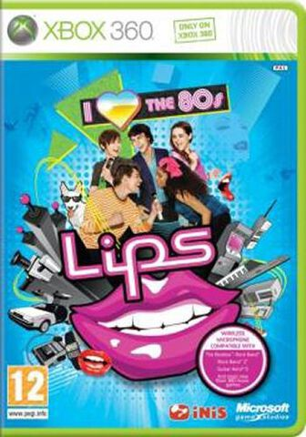 Lips, I Love 80's