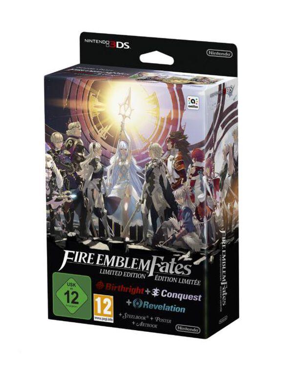 Fire Emblem Fates - Edition Limitée