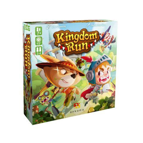 Jeu de société - Kingdom Run