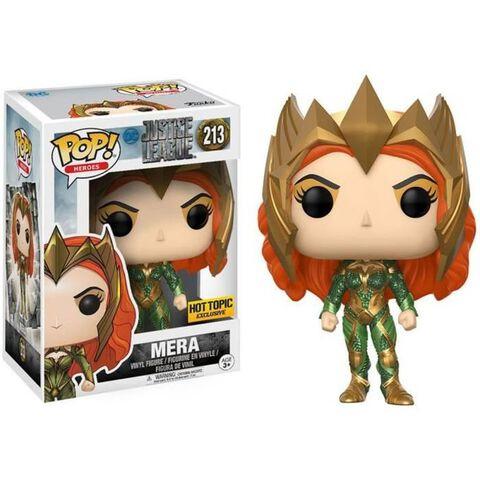 Figurine Toy Pop N°213 - Justice League - Mera