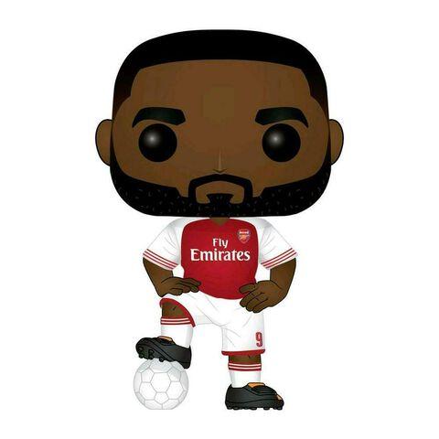Figurine Funko Pop! N°15 - Football - Alexandre Lacazette (arsenal)