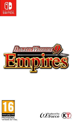 Dynasty Warriors 9 Empires