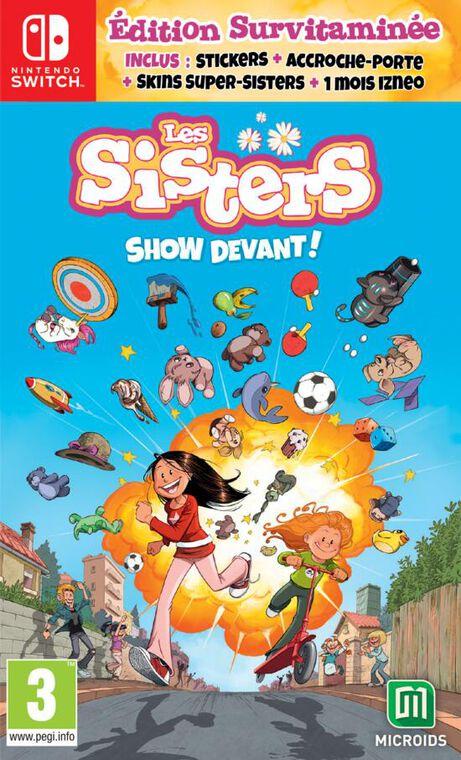 Les Sisters Show Devant ! Edition Survitaminée