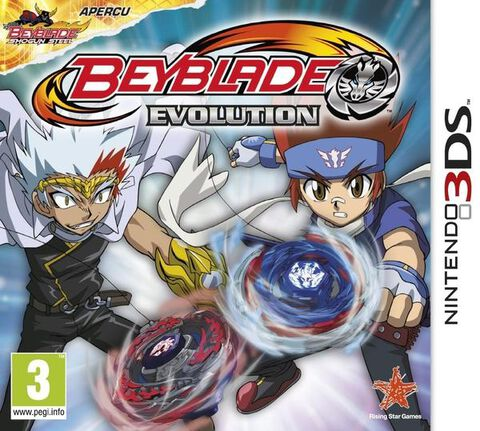 Beyblade : Evolution