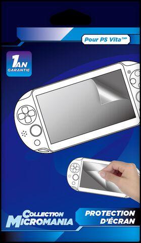 Protection d'écran PS Vita Micromania Collection